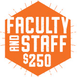 $250 Faculty and Staff Plan